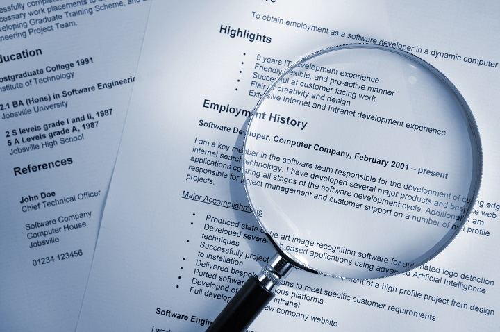 how to write a resume quick usa